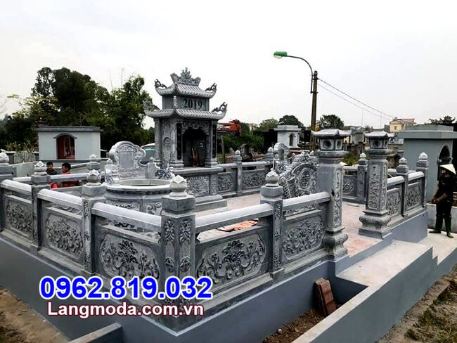mẫu hàng rào bằng đá xanh tự nhiên cao cấp tại Tây Ninh