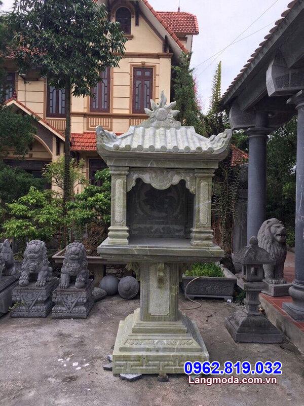 Cây hương thờ bằng đá