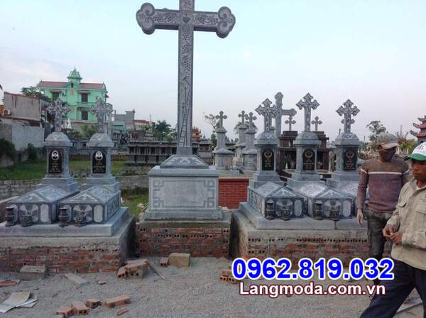 Hình ảnh nghĩa trang công giáo