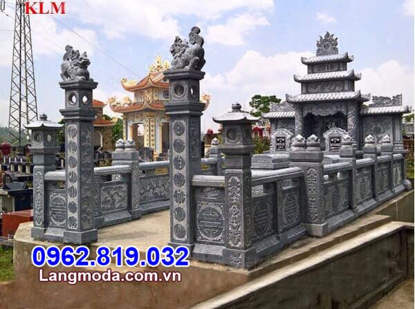 Lăng mộ đá tại Đồng Tháp
