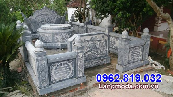 mẫu nhà mồ đẹp tại Kiên Giang