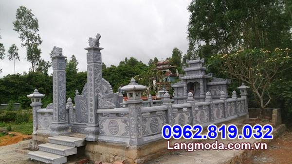 nhà mồ gia đình tại Kiên Giang