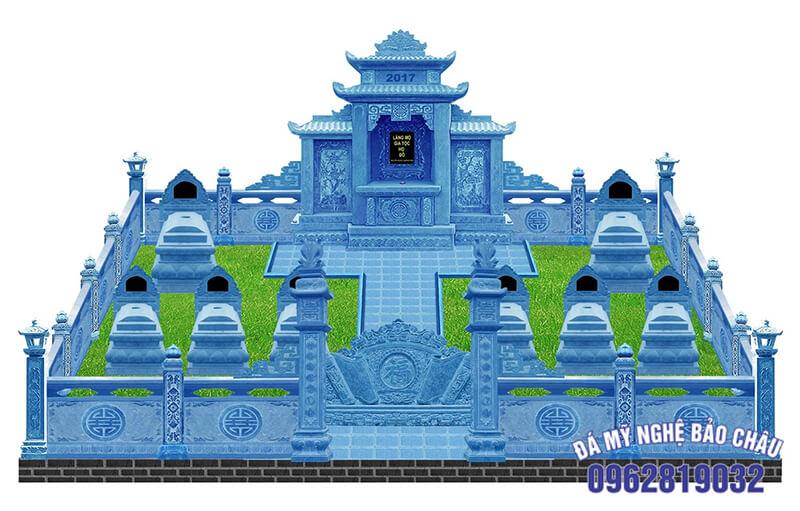 Bản thiết kế lăng mộ 10