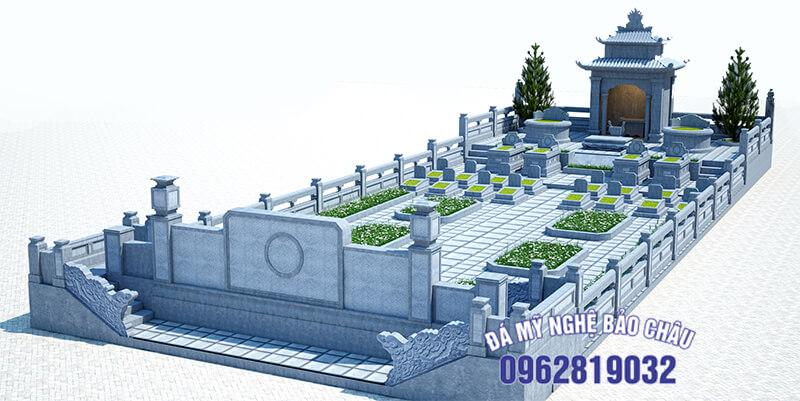 Bản thiết kế lăng mộ 2