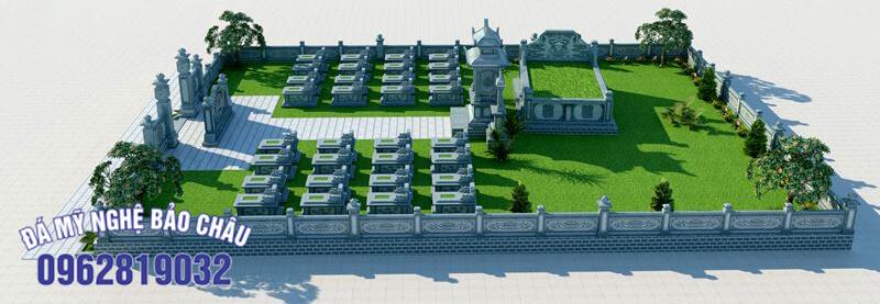 Bản thiết kế lăng mộ 4