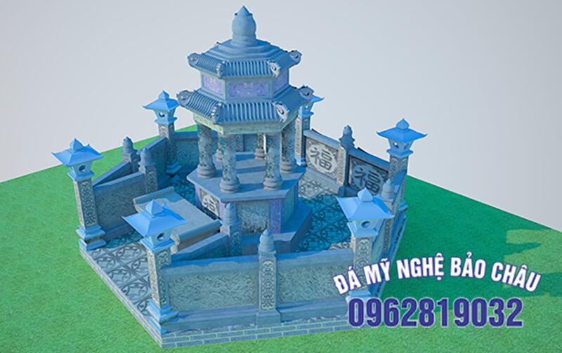 Bản thiết kế lăng mộ 7