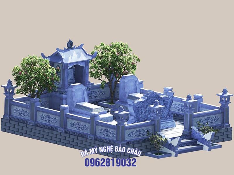Bản thiết kế lăng mộ 8