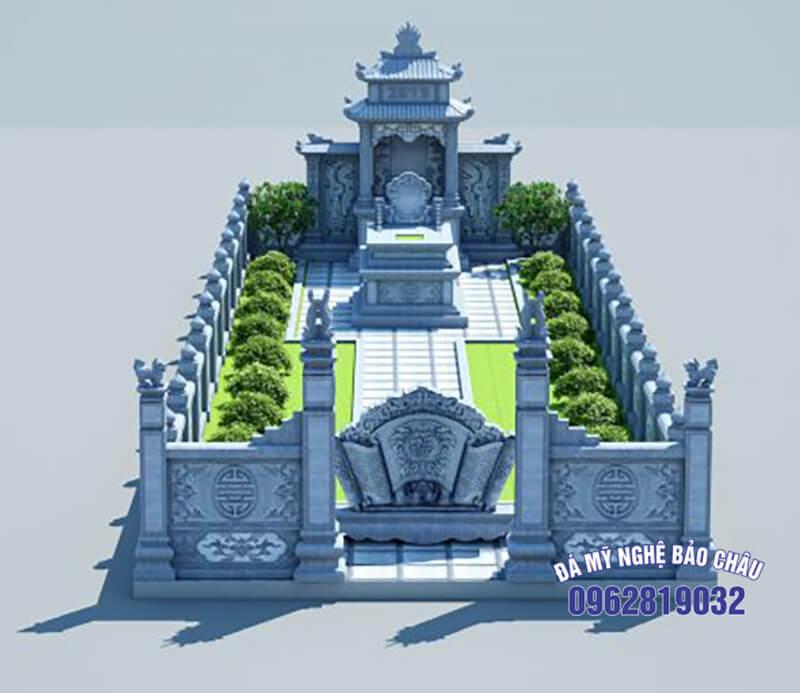 Bản thiết kế lăng mộ 9
