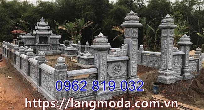 Khu lăng mộ đẹp 4