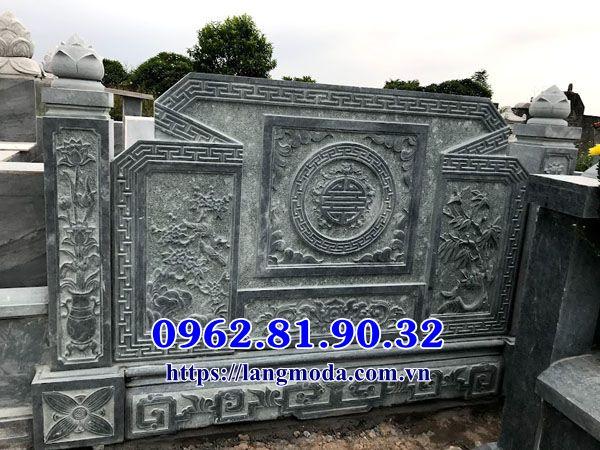 Địa chỉ bán cuốn thư đá lăng mộ tại Bắc Ninh