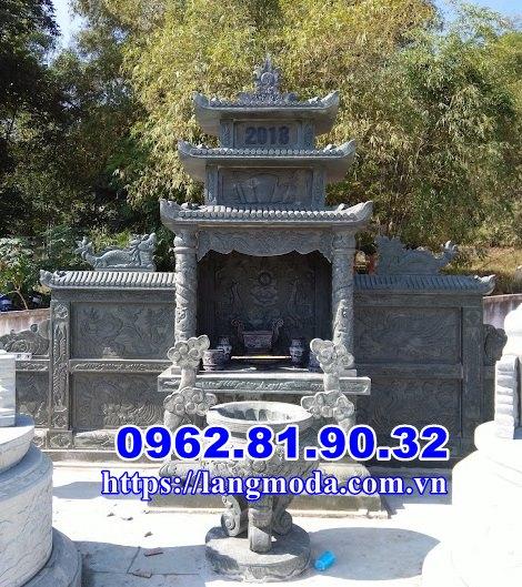Mẫu lăng thờ chung am thờ thần linh bán tại Thái Nguyên