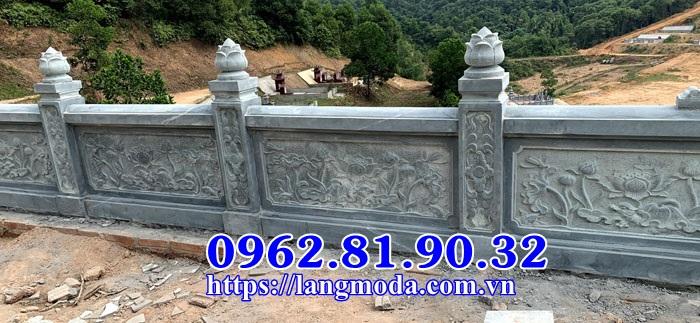 Xay lang mo da xanh kich thuoc 150m2 Tai Yen Bai tuyet dep